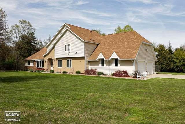 4987 Lakeshore, Lexington Twp, MI 48450 (#58050012275) :: The Alex Nugent Team   Real Estate One