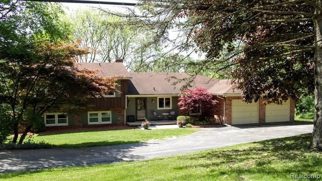 32671 W 11 MILE Road, Farmington Hills, MI 48336 (#2200036393) :: RE/MAX Nexus