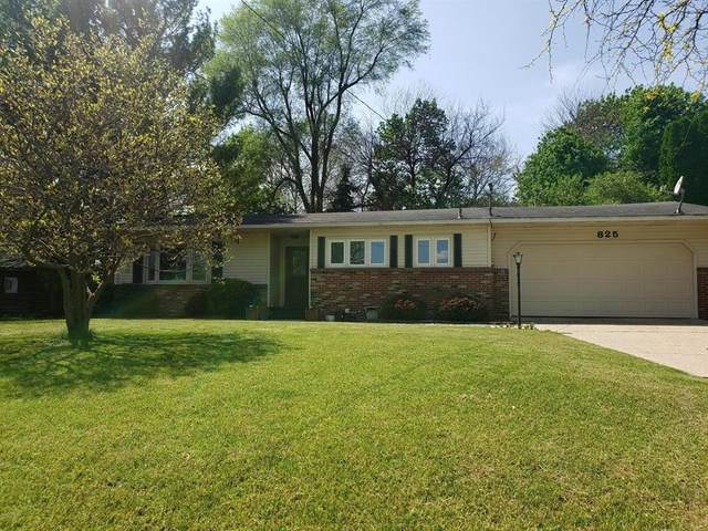 825 Morningside Dr, LAKE ODESSA VLLG, MI 48849 (MLS #62020018320) :: The Toth Team