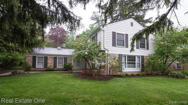 22115 Metamora Drive, Beverly Hills Vlg, MI 48025 (#2200036532) :: RE/MAX Nexus