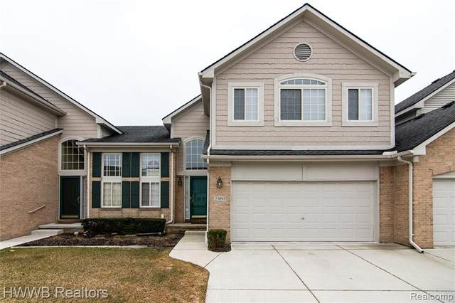 23893 Mccort Drive, Brownstown Twp, MI 48134 (MLS #2200036666) :: The Toth Team