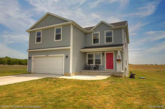 11259 Sand Hill Drive, Grass Lake Twp, MI 49240 (#2200036675) :: Alan Brown Group