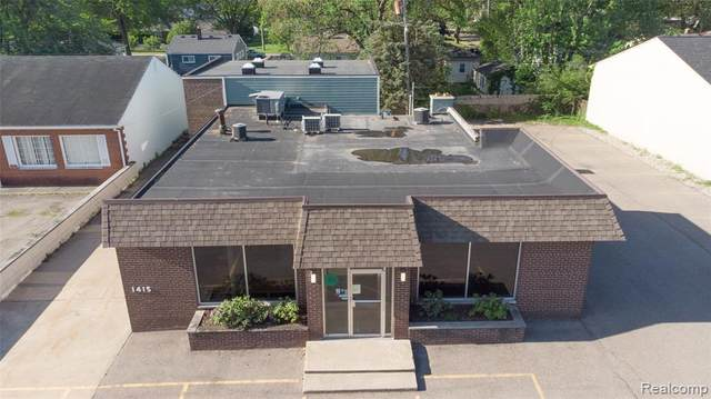 1415 Gold Smith, Plymouth, MI 48170 (MLS #2200036684) :: The John Wentworth Group