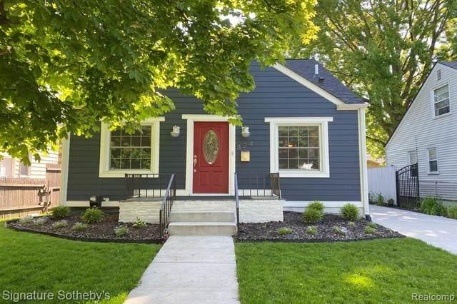 824 N Kenwood Avenue N, Royal Oak, MI 48067 (#2200036713) :: RE/MAX Nexus