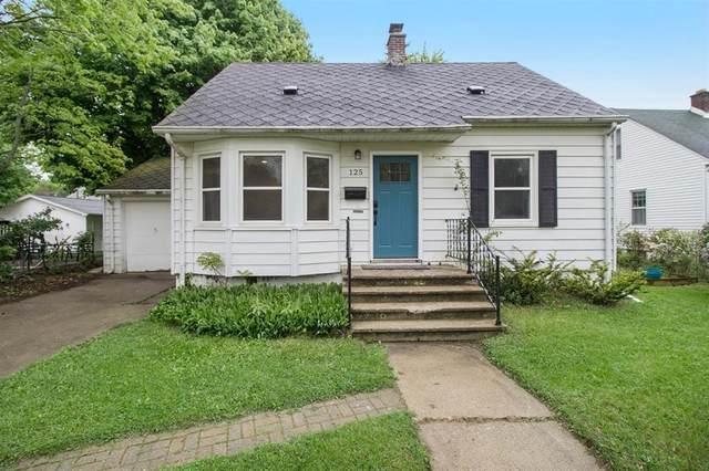 125 Valley Drive, Ypsilanti Twp, MI 48197 (#543272609) :: GK Real Estate Team