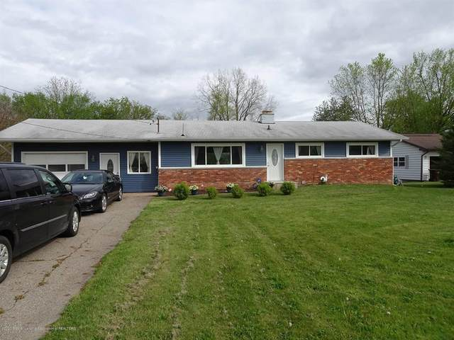 5354 N Michigan Road, Windsor Twp, MI 48821 (#630000246255) :: The Alex Nugent Team | Real Estate One