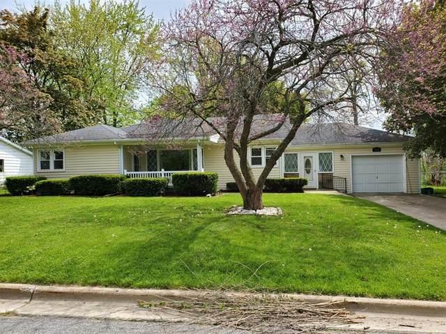 206 E Church Street, Clinton Vlg, MI 49236 (#543273378) :: GK Real Estate Team