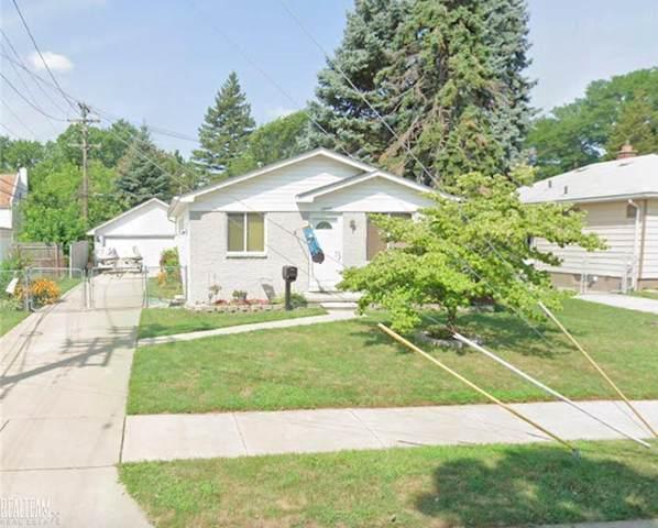 26029 Oakland, Roseville, MI 48066 (#58050012345) :: Duneske Real Estate Advisors