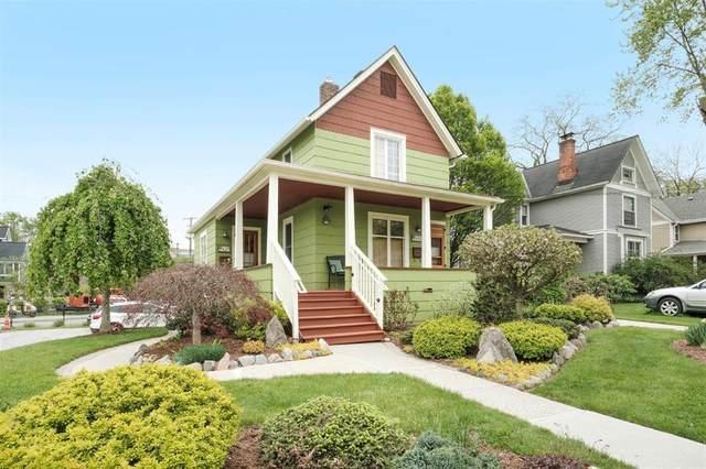 529 S Ashley Street, Ann Arbor, MI 48103 (#543273398) :: Duneske Real Estate Advisors