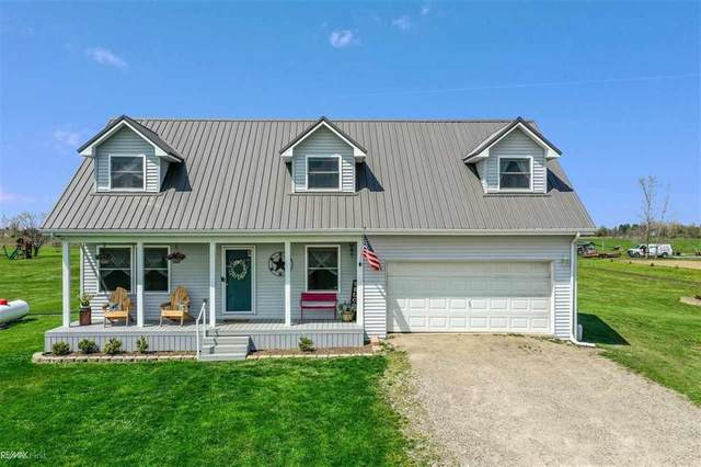 9938 Weber Rd, Columbus Twp, MI 48063 (#58050012356) :: Duneske Real Estate Advisors