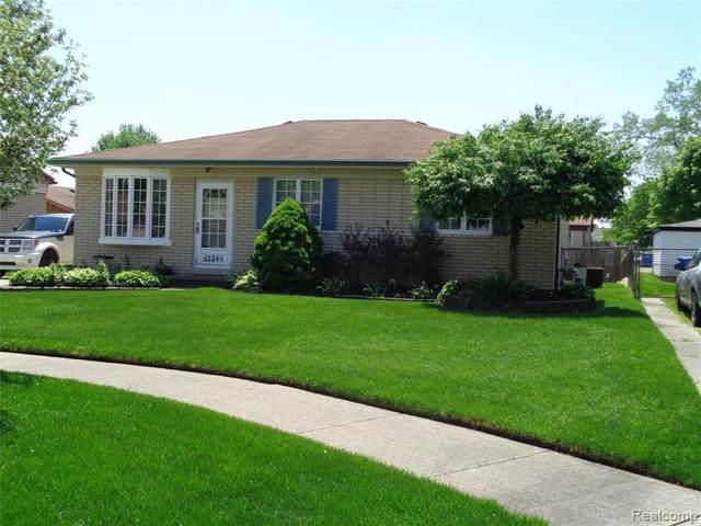 13246 Brainbridge Ave Avenue, Warren, MI 48089 (#2200036803) :: The Alex Nugent Team | Real Estate One
