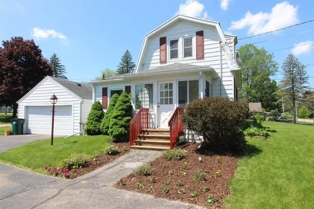 2434 Forest Road, Lansing, MI 48910 (#630000246267) :: The Mulvihill Group