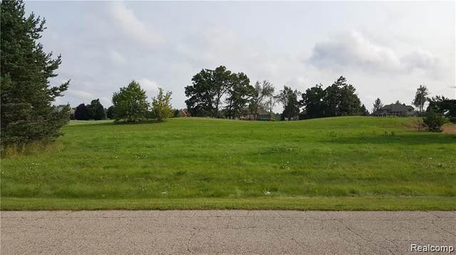 Lot 16 Masters Drive, Metamora Twp, MI 48455 (#2200036842) :: Keller Williams West Bloomfield