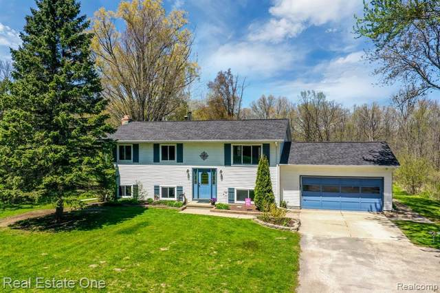 6645 Dunn Road, Oceola Twp, MI 48855 (MLS #2200037016) :: The John Wentworth Group