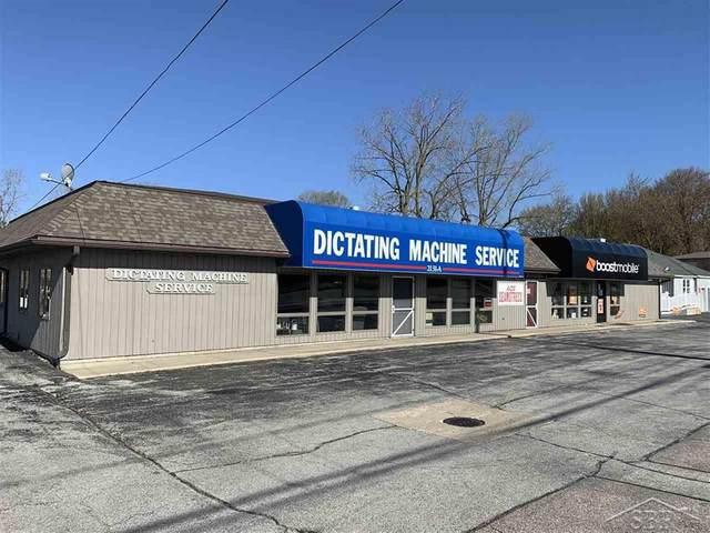 2131 N Center, Saginaw Twp, MI 48603 (#61050012439) :: Keller Williams West Bloomfield