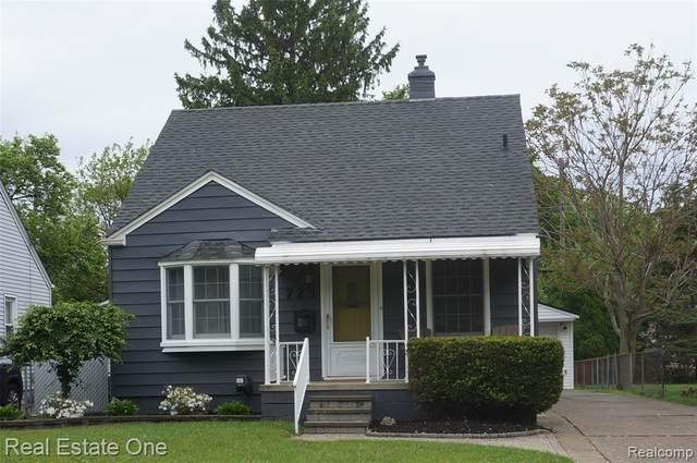 723 Bauman Avenue, Royal Oak, MI 48073 (#2200037156) :: RE/MAX Nexus
