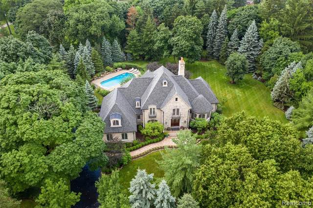 1590 Tully Court, Bloomfield Twp, MI 48302 (#2200037209) :: The Mulvihill Group