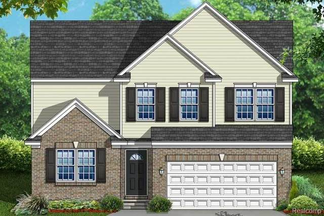 1713 Weeping Willow Court, Superior Twp, MI 48198 (MLS #2200037281) :: The Toth Team