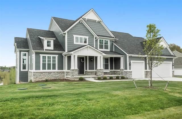 4374 Lake Vista Drive, Scio Twp, MI 48130 (#543273405) :: GK Real Estate Team