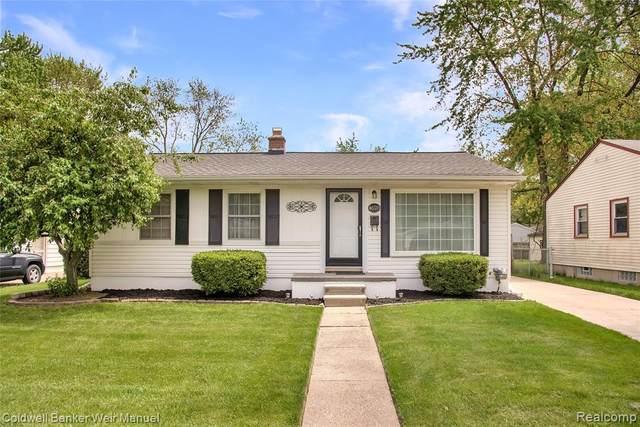 4628 Thorncroft Avenue, Royal Oak, MI 48073 (#2200037634) :: RE/MAX Nexus