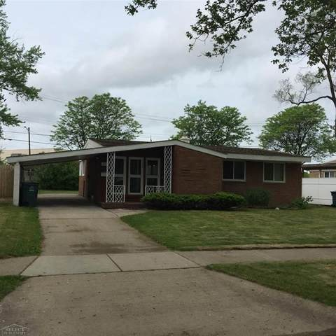 13331 Kenwood St, Oak Park, MI 48237 (#58050012599) :: RE/MAX Nexus