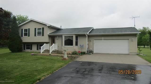 6462 W Plains Road, Aurelius Twp, MI 48827 (#630000246341) :: The Alex Nugent Team | Real Estate One