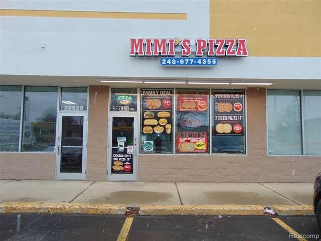 28931 John R Road, Madison Heights, MI 48071 (#2200037757) :: RE/MAX Nexus