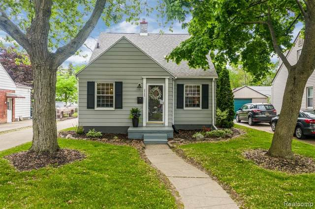 2343 Bacon Avenue, Berkley, MI 48072 (#2200037797) :: RE/MAX Nexus