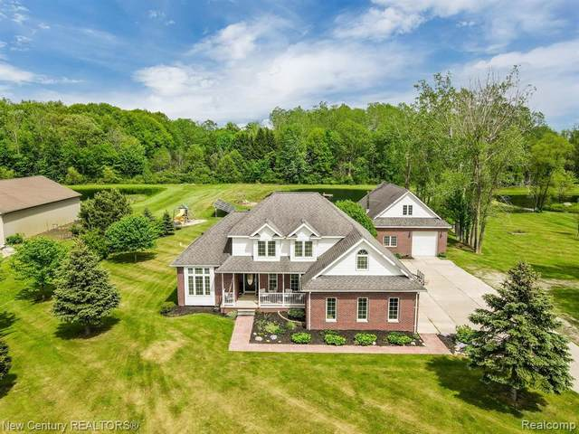 2353 Equestrian Dr, ST. CLAIR, MI 48079 (MLS #2200037825) :: The Toth Team