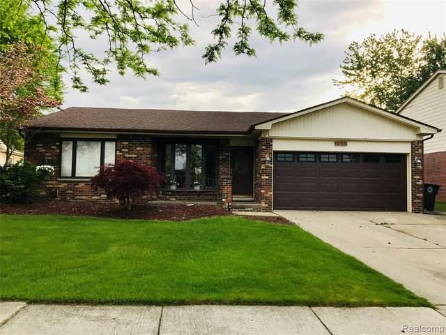 17830 Parkridge Drive, Riverview, MI 48193 (#2200037842) :: The Alex Nugent Team | Real Estate One