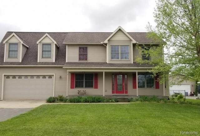 4987 Nichols Road, Aurelius Twp, MI 48854 (#2200037918) :: The Merrie Johnson Team