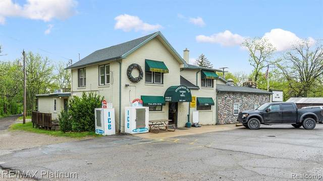 13996 N Territorial Road, Dexter Twp, MI 48118 (#2200037990) :: GK Real Estate Team
