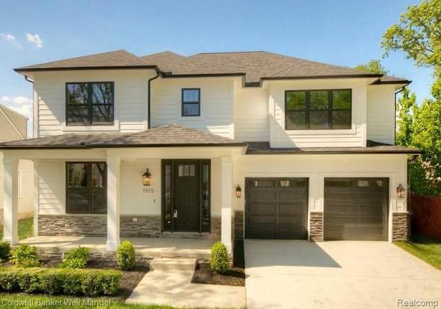 1515 Webster Road, Birmingham, MI 48009 (#2200038011) :: GK Real Estate Team