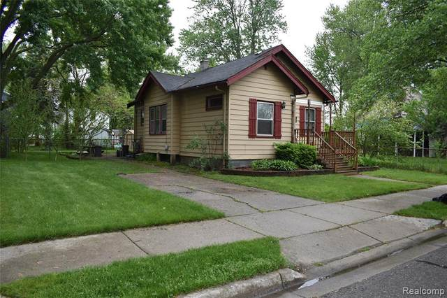 1140 E Breckenridge Street, Ferndale, MI 48220 (MLS #2200038158) :: The Toth Team