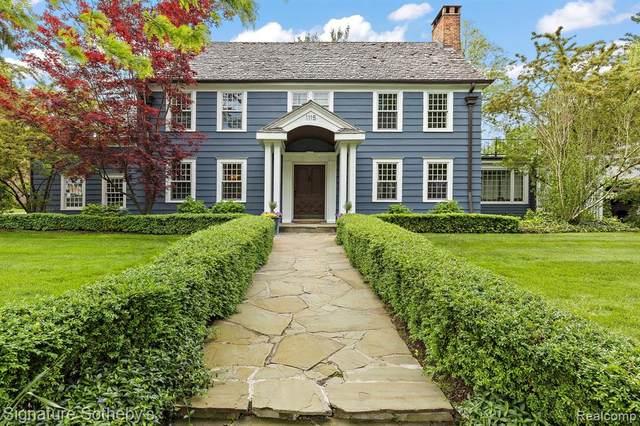 1115 Buckingham Avenue, Birmingham, MI 48009 (#2200038160) :: GK Real Estate Team