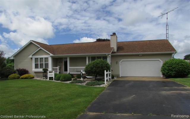 1385 Old Mill Road, Mayfield Twp, MI 48446 (MLS #2200038291) :: The John Wentworth Group