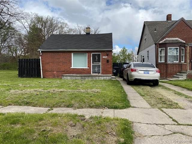 13934 Rockdale Street, Detroit, MI 48223 (#2200038377) :: Keller Williams West Bloomfield