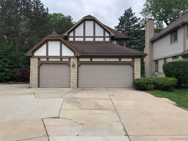 17 Cumberlane Court, Dearborn, MI 48126 (#2200038386) :: GK Real Estate Team