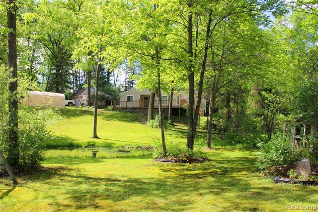 6282 Green Road, Deerfield Twp, MI 48430 (MLS #2200038495) :: The John Wentworth Group