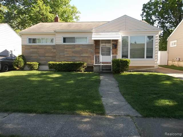 3806 Whittier Avenue, Flint, MI 48506 (MLS #2200038521) :: The Toth Team