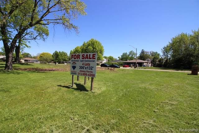 6428 N Inkster Road, Dearborn Heights, MI 48127 (#2200038570) :: Keller Williams West Bloomfield