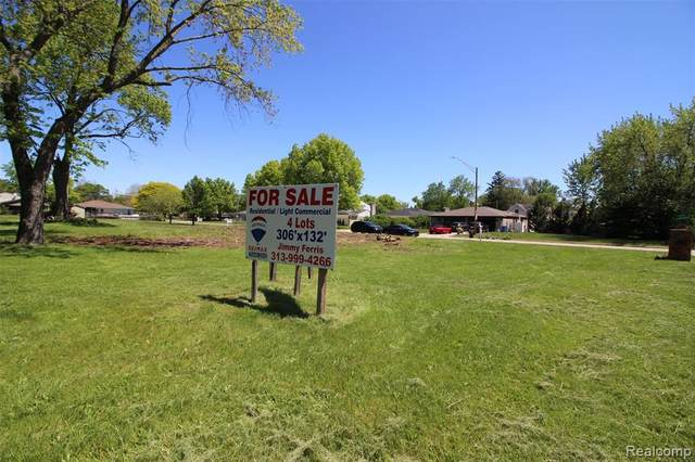 VACANT LOT N Hass Street (Parcel B), Dearborn Heights, MI 48127 (#2200038573) :: GK Real Estate Team