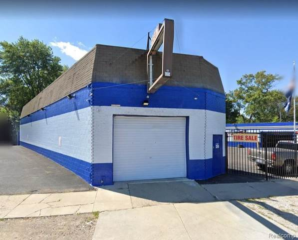 24241 W Grand River Avenue, Detroit, MI 48219 (MLS #2200038624) :: The Toth Team