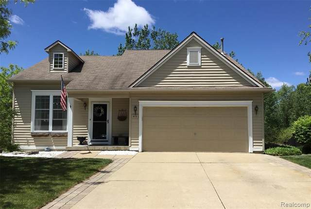 972 Water View Lane, Fenton, MI 48430 (MLS #2200038697) :: The Toth Team