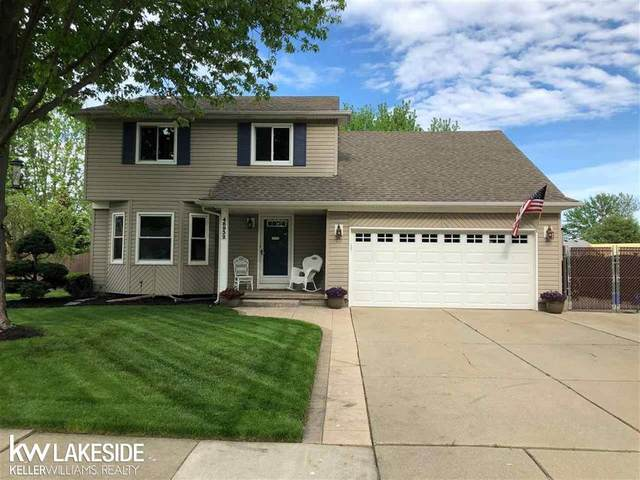 48932 Celeste St, Chesterfield Twp, MI 48051 (#58050012890) :: Alan Brown Group