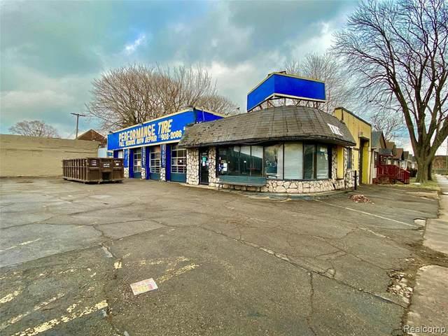 4265 W Jefferson Avenue, Ecorse, MI 48229 (#2200038769) :: GK Real Estate Team
