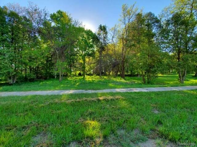 00 Ridge Road, New Baltimore, MI 48047 (#2200038797) :: The Alex Nugent Team | Real Estate One