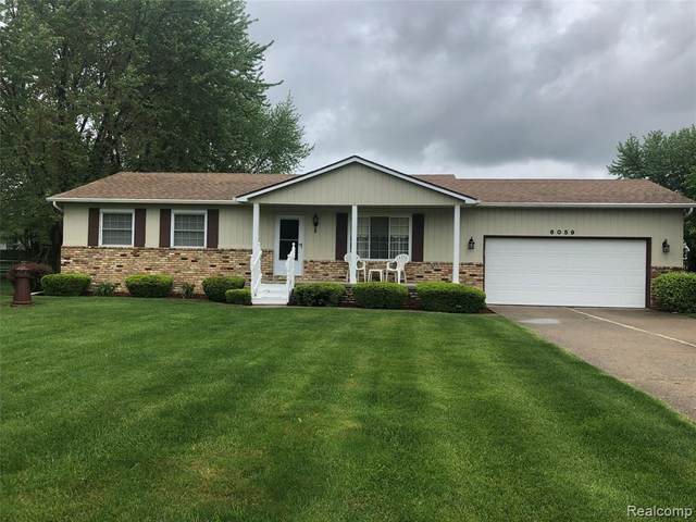 6059 S Belsay Road, Grand Blanc Twp, MI 48439 (MLS #2200038852) :: The Toth Team