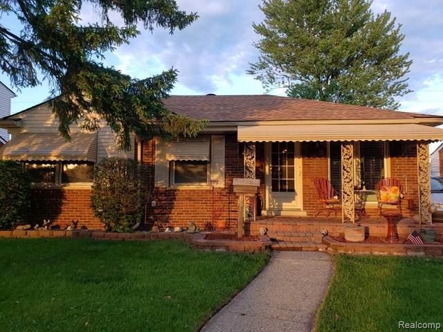 28322 Groveland Street, Roseville, MI 48066 (MLS #2200038895) :: The Toth Team
