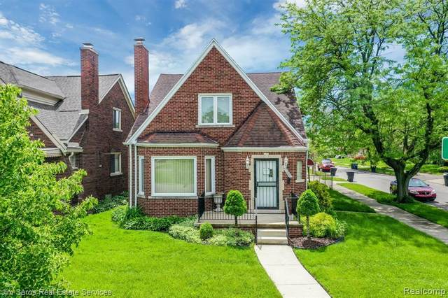 11940 E Outer Drive, Detroit, MI 48224 (MLS #2200038944) :: The Toth Team